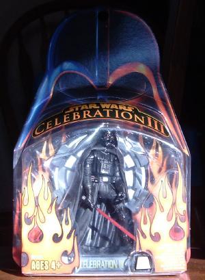 Vader Toy Close-up