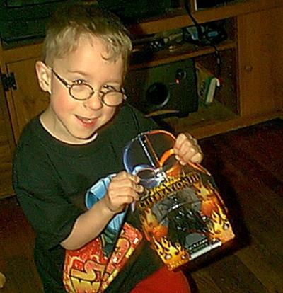 Harris & Vader Toy